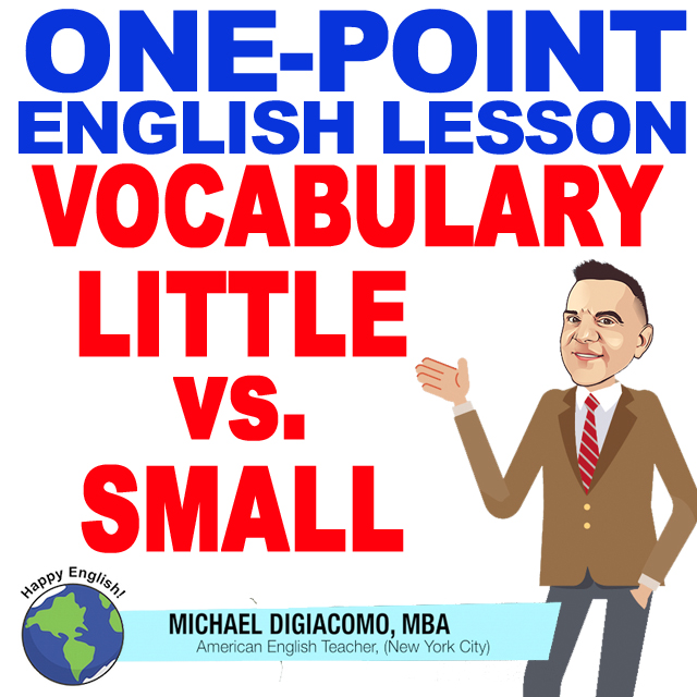 learn-english-free-lesson-LITTLE-SMALL