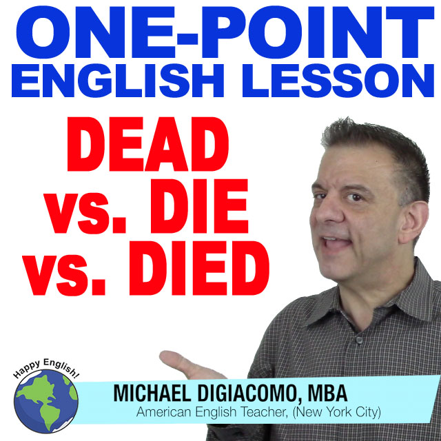 learn-english-free-lesson-dead-die-died