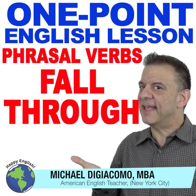 learn-english-free-lesson-fall-through