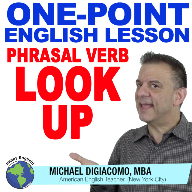 learn-english-free-lesson-phrasal-verb-LOOK-UP