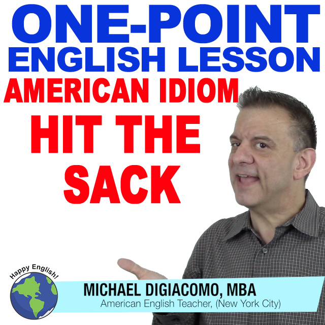 learn-english-free-lesson-HIT-THE-SACK