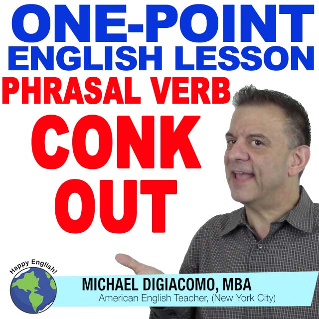 learn-english-free-lesson-CONK-OUT