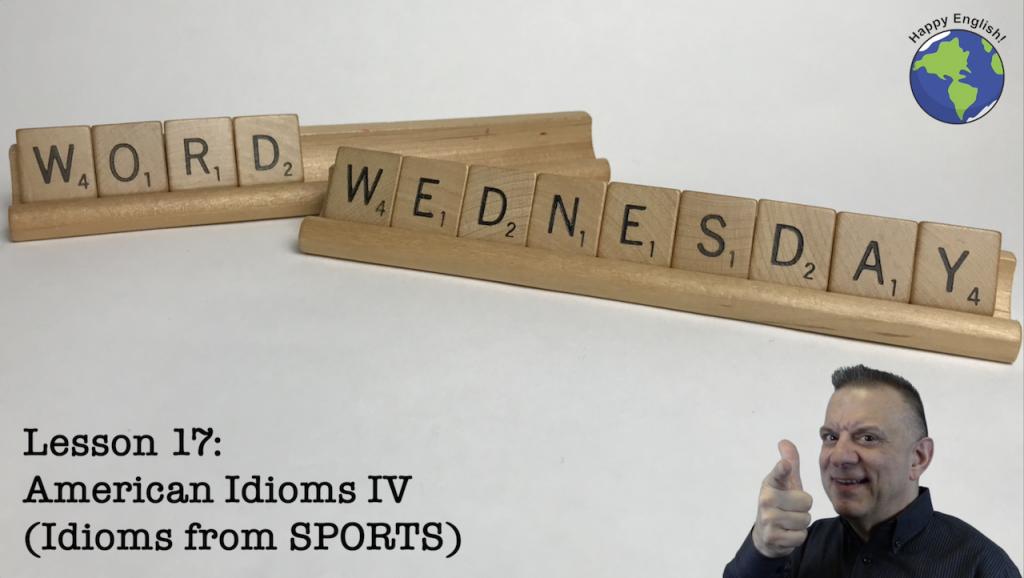 Sports-Idioms