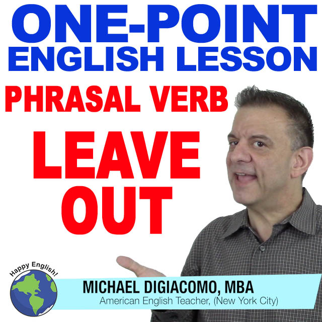 learn-english-free-lesson-leave-out