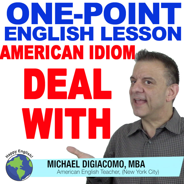 learn-english-free-lesson-ID-DEAL-WITH