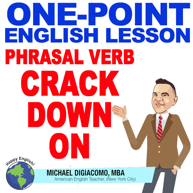 learn-english-free-lesson-CRACK-DOWN-ON