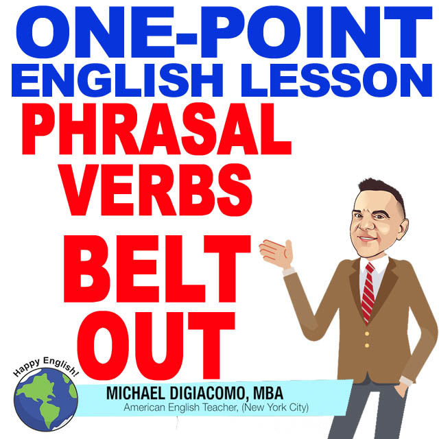 learn-english-free-lesson-BELT-OUT