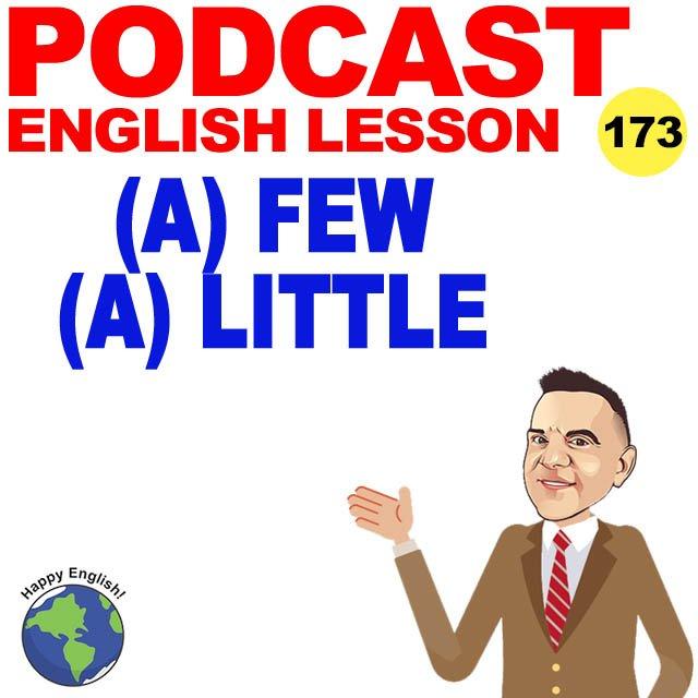 PODCAST-ENGLISH-A-FEW-LITTLE
