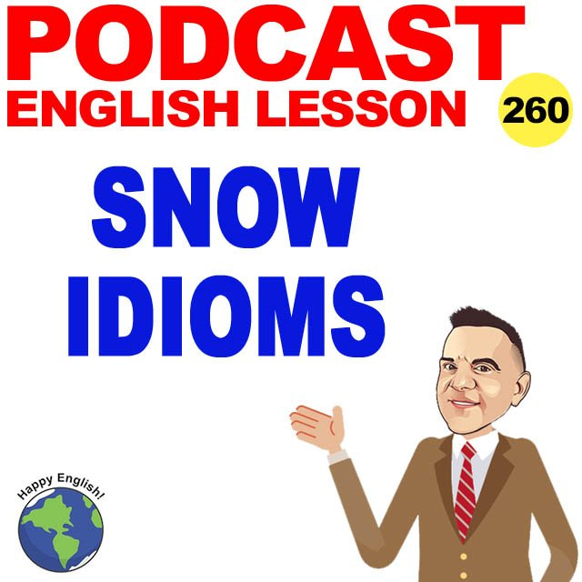 PODCAST-ENGLISH-SNOW-IDIOMS