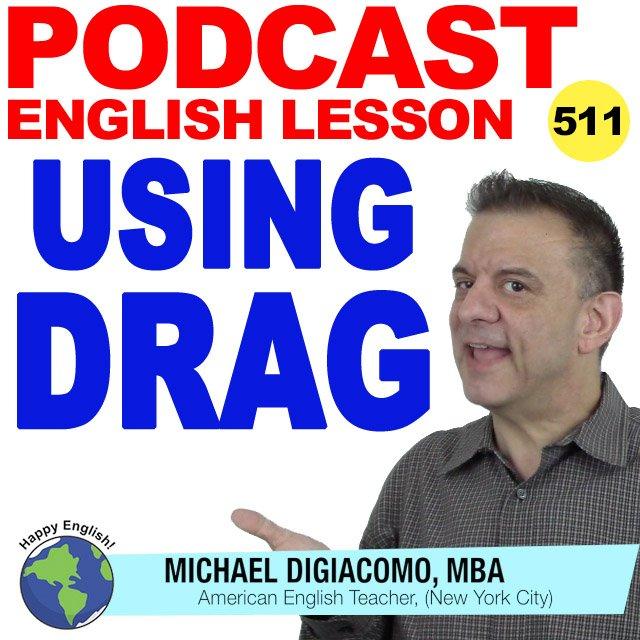 PODCAST-ENGLISH-USING-DRAG