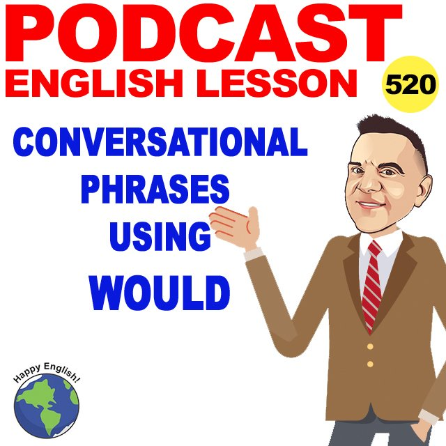 PODCAST-ENGLISH-USING-WOULD
