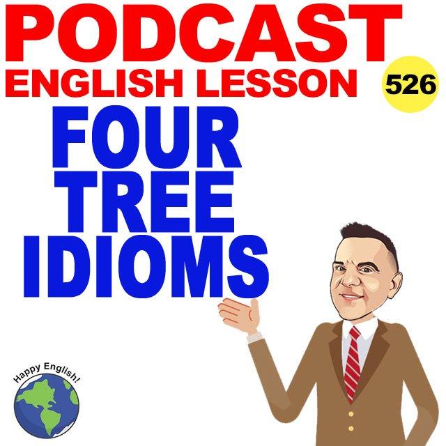 PODCAST-ENGLISH-TREE-IDIOMS