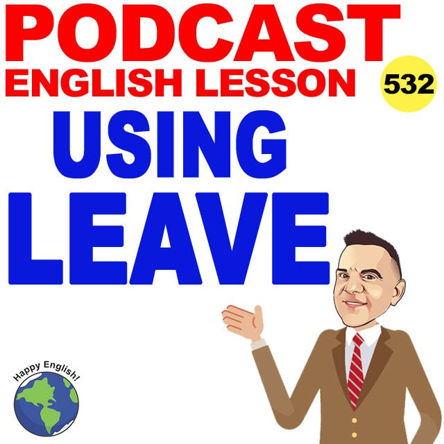 PODCAST-ENGLISH-USING-LEAVE