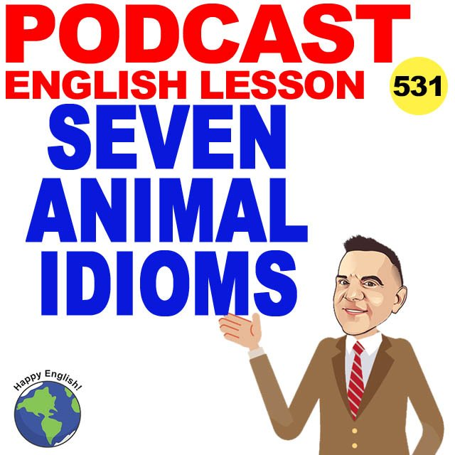 PODCAST-ENGLISH-animal-idioms
