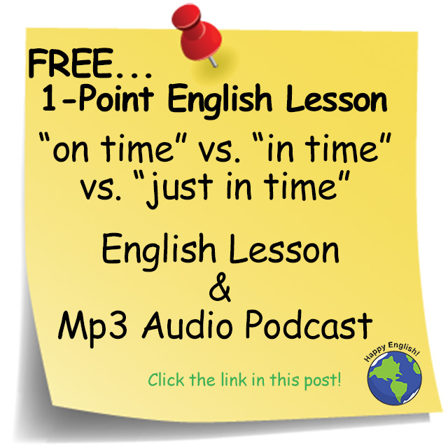 free-english-lesson-On-Time-In-Time-Just-In-Time-English-Grammar