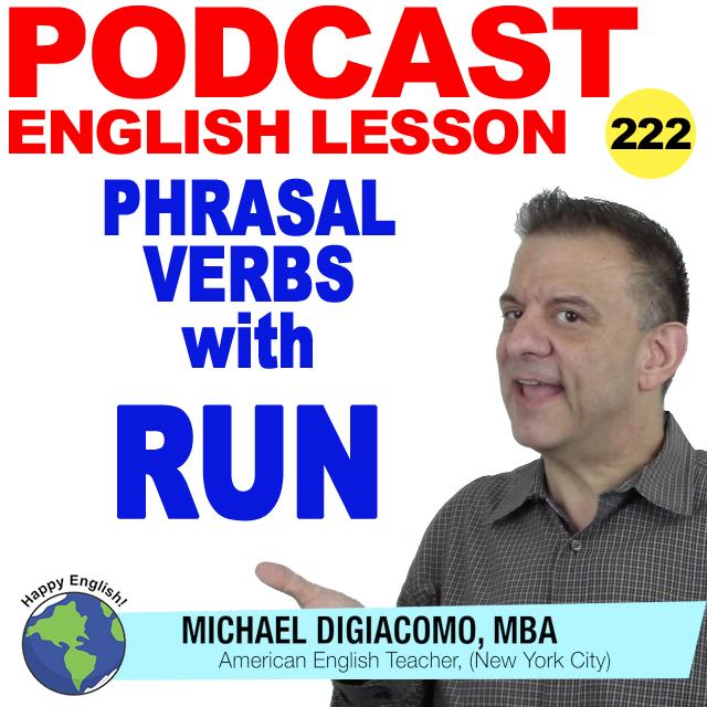 PODCAST-ENGLISH-phrasal-verbs-run
