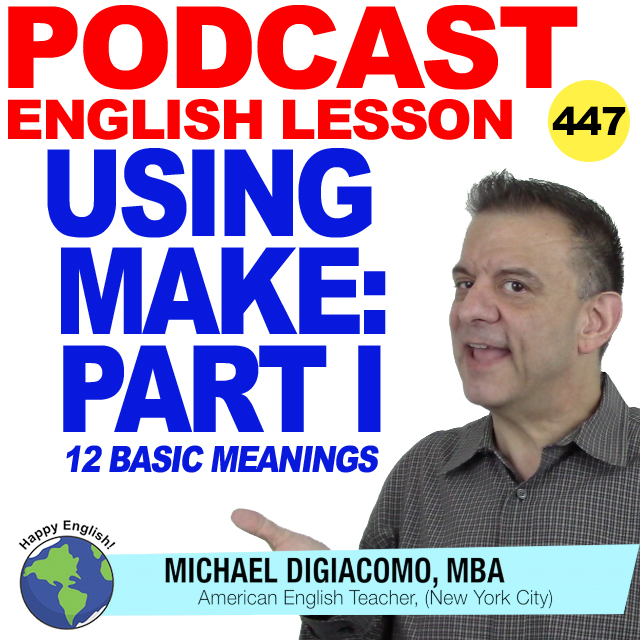 PODCAST-ENGLISH-12-BASIC-MEANINGS-OF-MAKE