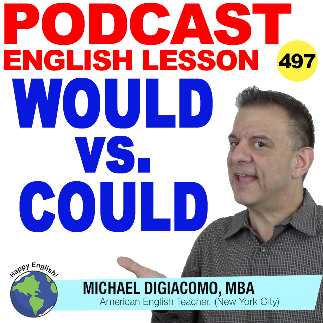 PODCAST-ENGLISH-497-would-vs-could